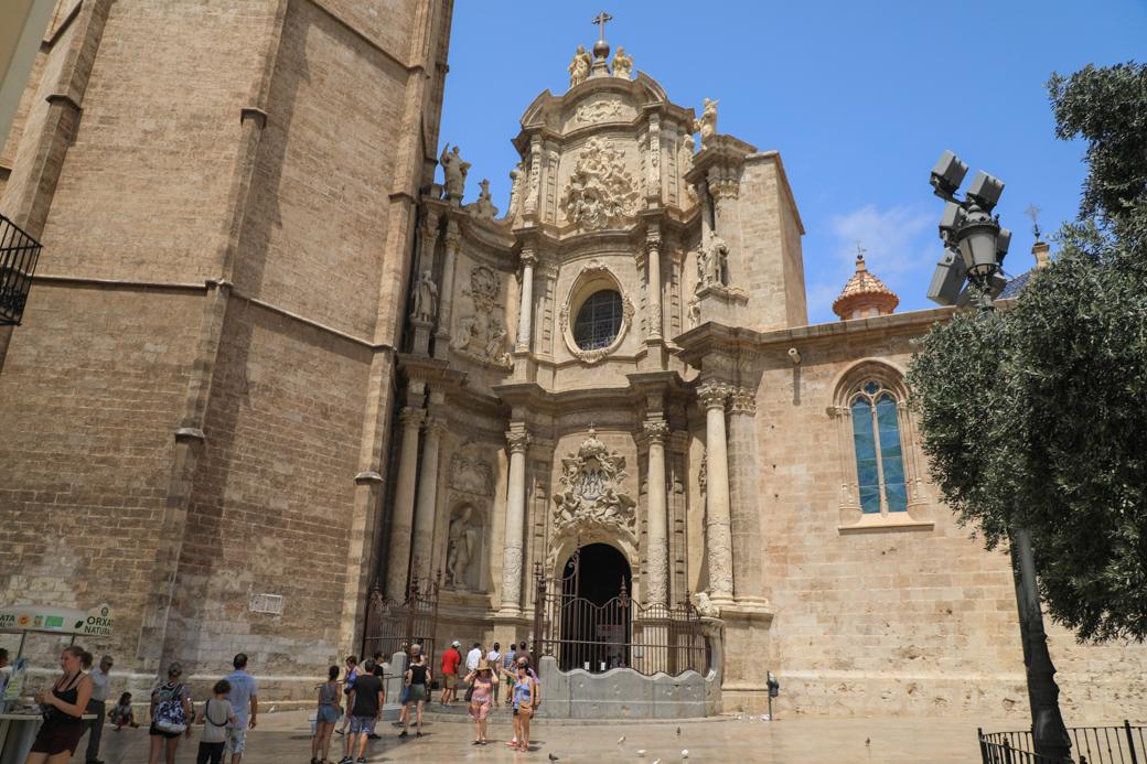 Kathedraal van Valencia